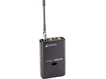 Azden 105UPR UHF On-Camera Wireless Receiver