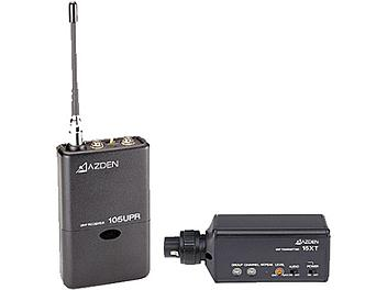 Azden 105XT UHF Plug-In System