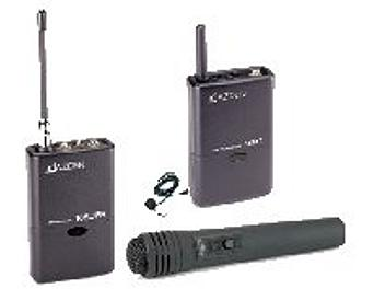 Azden 105LH UHF Body-pack/Handheld Combo System