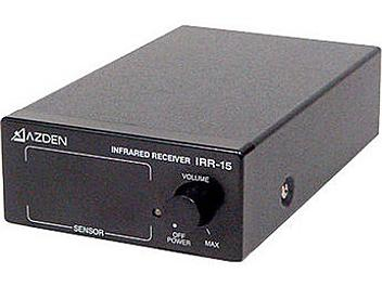 Azden IRR-15 AC-Powered Infrared Wireless Receiver