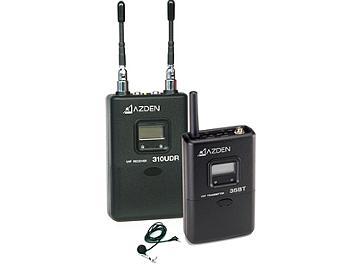 Azden 310LT UHF On-Camera Lavalier System
