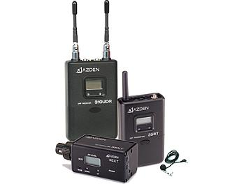 Azden 310LX UHF On-Camera Bodypack & Plug-In System