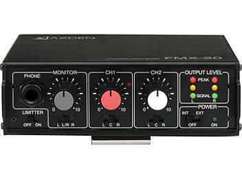 Azden FMX-20 2-Channel Field Mixer
