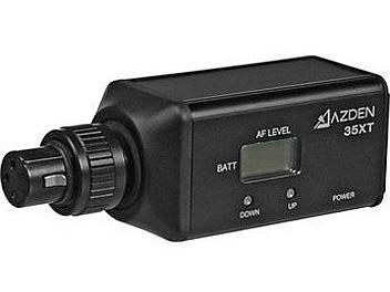 Azden 35XT Single Channel Plug-In Transmitter
