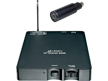 Azden 200XT AC-Powered VHF Wireless System