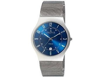 Skagen 233XLTTN Titanium Men's Watch (pack 5 pcs)