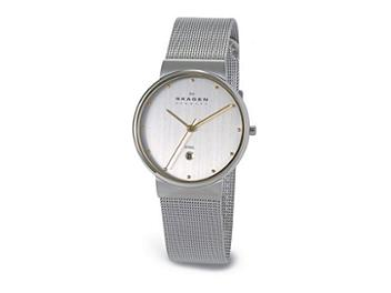 Skagen 355LGSC Steel Men's Watch (pack 5 pcs)
