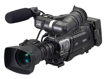 JVC GY-HM750 HD Camcorder with Fujinon 17x5 Lens