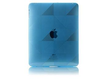 Case Mate CM011194 iPad Gelli Checkmate Cases - Blue
