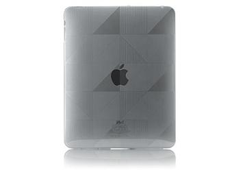 Case Mate CM011196 iPad Gelli Checkmate Cases - Gray