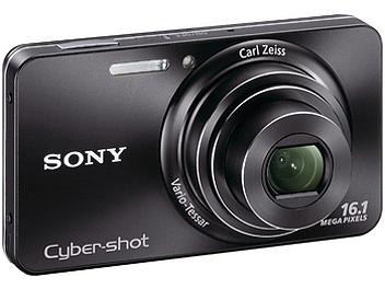 Sony Cyber-shot DSC-W570 Digital Camera - Black