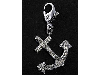 Swarovski 1039117 Anchor Charm