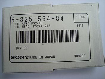 Sony 8-825-554-84 CTL Head (PS244-21B)