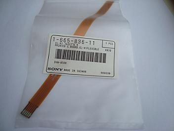 Sony 1-665-836-11 Flex Cable