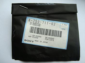 Sony 8-597-116-2 Part