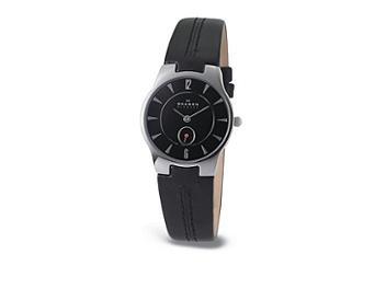 Skagen 433LSLB Steel Men's Watch (pack 2 pcs)