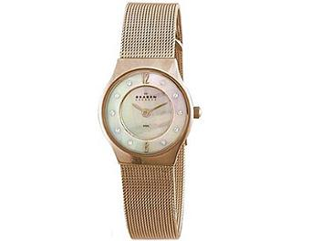 Skagen 233XSRR Steel Ladies Watch