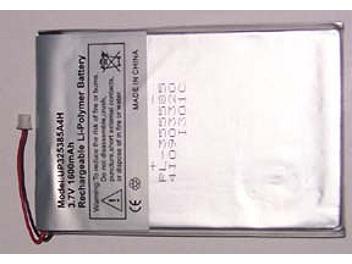 Globalmediapro PA-A001 MP3 Battery for iPod-1, iPod-2
