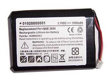 Globalmediapro PA-G002 GPS Battery for Garmin iQue 3600