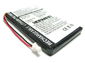 Globalmediapro PA-G010 GPS Battery for Garmin 361-00020-01