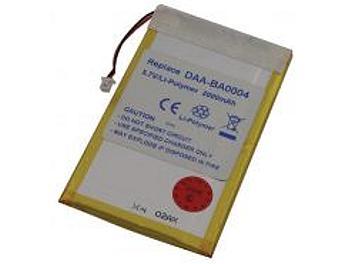 Globalmediapro PA-CR006 MP3 Battery for Creative DAA-BA004