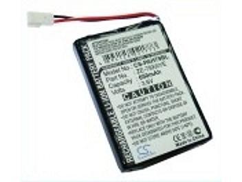 Globalmediapro SN-P79U Battery for Panasonic Handheld ZE-79UNCY