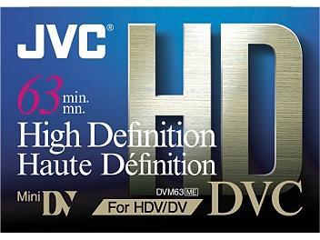 JVC M-DV63HDE HDV Cassette (pack 10 pcs)