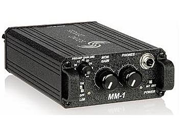 Sound Devices MM-1 1-channel Portable Microphone Preamp