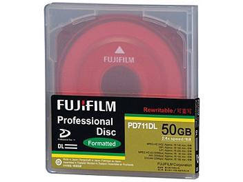 Fujifilm PD711DL XDCAM Disc - 50GB (pack 50 pcs)