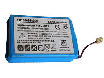 Globalmediapro PA-ST019 MP3 Battery for Sony NW-A1000
