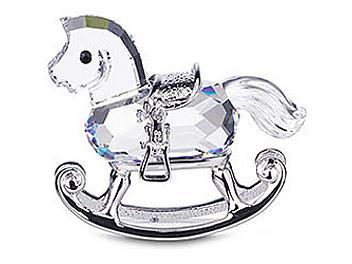 Swarovski 626866 Rocking Horse