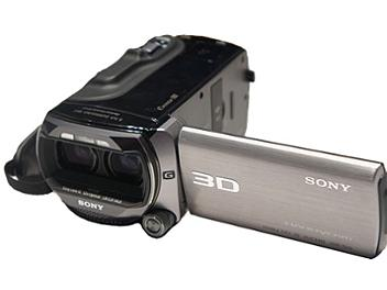 Sony HDR-TD10E HD 3D Camcorder
