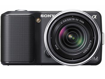 Sony Alpha NEX-3 Camera Kit with 18-55mm Lens