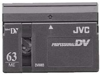 JVC DV63ME mini-DV Cassette (pack 8 pcs)