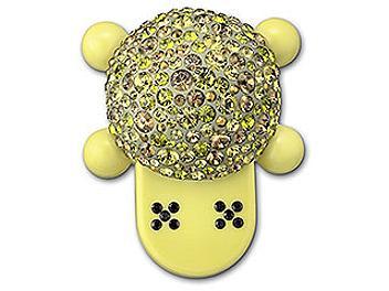 Swarovski 1079781 Chloy Green USB Memory Key