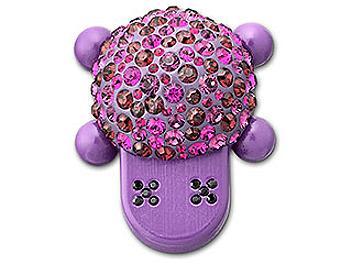 Swarovski 1079782 Chloy Purple USB Memory Key