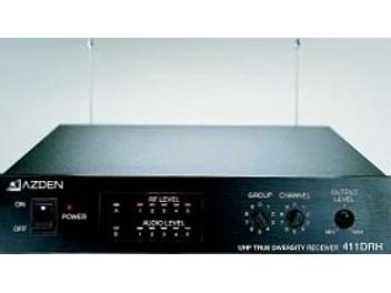 Azden 411DRH Receiver and 51BT Body-Pack Transmitter UHF Wireless System