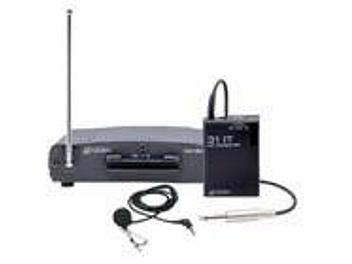 Azden 211R Receiver and 31LT Body Pack Transmitter VHF Wireless System