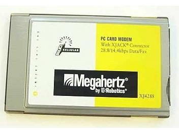 Megahertz XJ4288 28.8K PC Card Modem