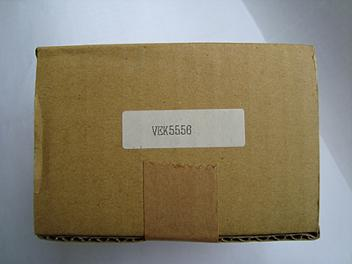 Panasonic VEK5556 Control