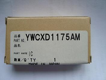 Panasonic YWCXD1175AM Part