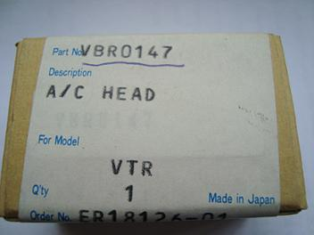 Panasonic VBR0147 Head