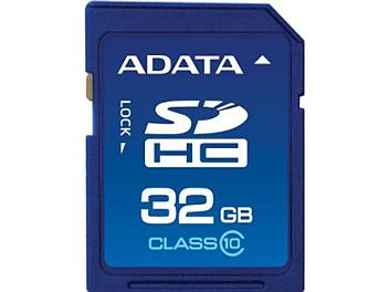 A-DATA 32GB Class-10 SDHC Card (pack 5 pcs)