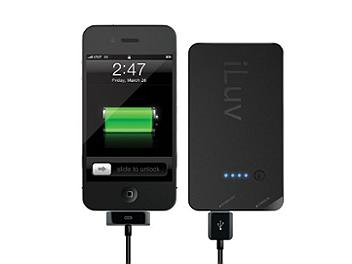 iLuv IBA300BLK Portable Battery Pack for iPhone 4, 3GS and iPod Touch