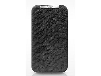 iLuv iCC734BLK iPhone Flip Holster Case - Black