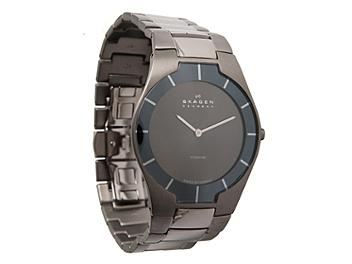 Skagen 585XLTMXM Titanium Grey Men's Watch