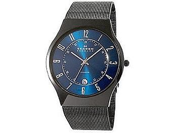 Skagen T233XLTMN Titanium Men's Watch