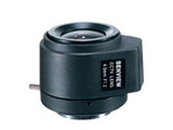 Senview TN0412A Mono-focal Auto Iris Lens
