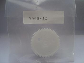 Panasonic VDG0342 Gear