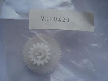 Panasonic VDG0420 Gear